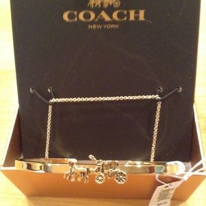NWT Coach & Carriage Bracelet🌟